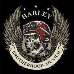 Harley Brotherhood Munich